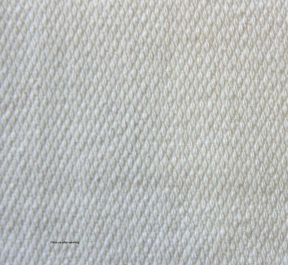 2 Ply 10 Pack Heavy Duty Made From White Cotton Birdseye